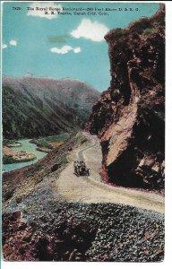 Canon City, CO - The Royal Gorge Boulevard - 1913