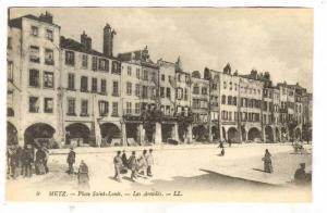 METZ , France, 1910s ; Place Saint-Louis