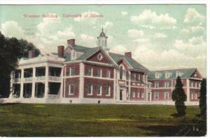 Woman's Building , University of ILLINOIS , 00-10s