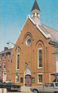 DOVER, Delaware, 1940-1960's; Wesley Methodist Church