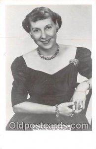 Mamie Eisenhower, First Lady of the Land Unused