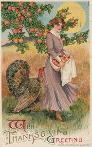 John Winsch ; THANKSGIVING , 1911 ; Greeting