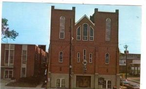 Ebenzer Baptist Church , Atlanta , Georgia , 40-60s