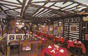 Pennsylvania Philadelphia Original Bookbinder's Restaurant Dining Room
