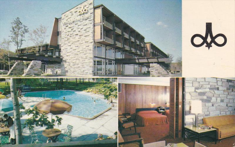3-Views, Des Gouverneurs, Congress Inn, Swimming Pool, LAURIER, Quebec, Canad...