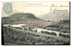 Old Postcard Vallee D & # 39Argeles Prize De Lugagnan