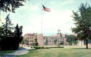 William Lawyer Hinds Hall of Engineering Syracuse NY Unused