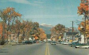 NORTH CONWAY , New Hampshire , 1950-60s ; Main Street
