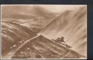 Wales Postcard - Sychnant Pass, Snowdonia   RS4060