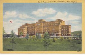 CLARKSBURG , West Virginia, 30-40s ; U.S. Veteran's Hospital