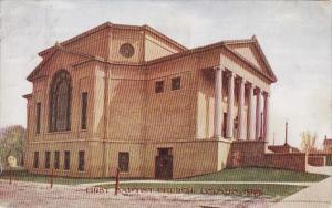 Omaha Omaha First Baptist Church1908