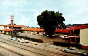 California Oakland The Oaks Motel