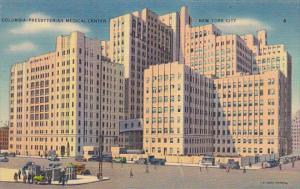 Columbia Presbyterian Medical Center New York City