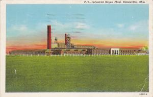 Industrial Rayon Plant, PAINESVILLE, Ohio, 30-40´s