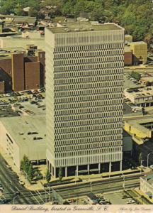 Daniel Building, Greenville, South Carolina, PU-1987