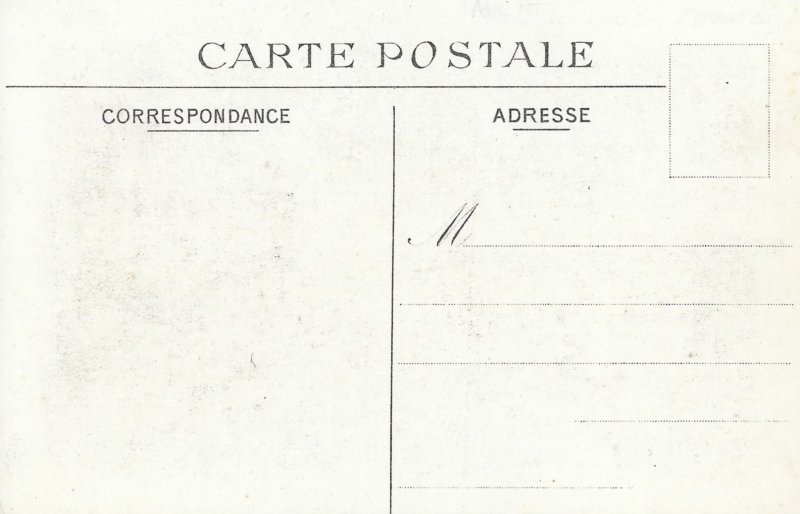 Very Rare WWI French, Les Sauvages, Artist-Signed by Leroy, Uncirculated