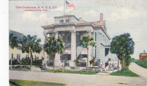 JACKSONVILLE, Florida, 00-10s; Elks Clubhouse, B.P.O.E. 221