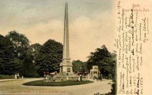 UK - England, Bath. Royal Victoria Park