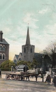 Long Eaton Church , NOTTS., England, UK , 1906
