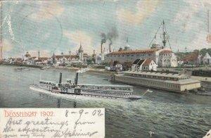 DUSSELDORF, Germany, PU-1902
