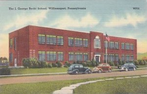 Pennsylvania Williamsport J George Becht School