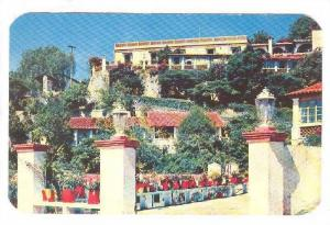 Vista del Hotel Victoria, Taxco, Gro.,  Mexico, 40-60s