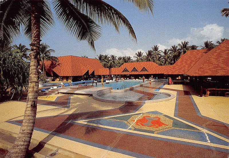 Africa Assinie Cote d'Ivoire Club Mediterranee Swimming Pool