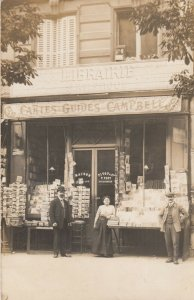 RP: Cartes Guides Campbells , Postcard Store Front , 00-10s