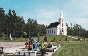 Our Lady Of Sorrows Shrine, CAPE BRETON, Nova Scotia, Canada, 40-60´s