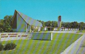 Wisconsin Manitowoc First Reformed United Church Of Christ