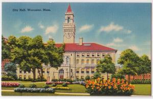 City Hall, Worcester MA