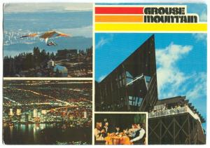 Canada, Grouse Mountain, North Vancouver, BC, unused Postcard