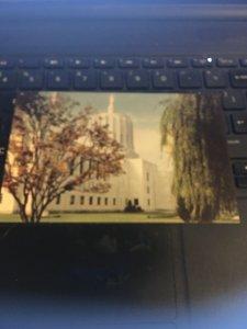 Vintage postcard -  State Capitol, Salem Oregon