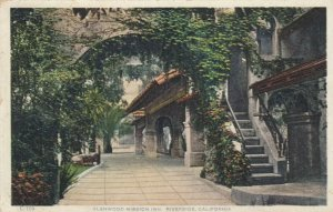 RIVERSIDE, California, PU-1921;  Glenwood Mission Inn
