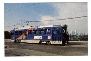 Trolley Car, Happy Birthday, Broadview Avenue, Toronto, Ontario, 1984