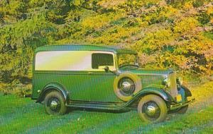 1934 Chevrolet Half Ton Panel Delivery Truck