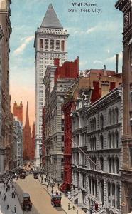 USA Wall Street, New York City