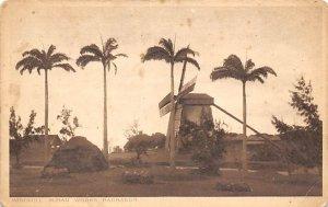 Windmill Sugar Works Barbados West Indies 1932