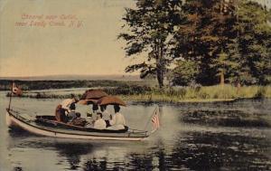 Channel Near Outlet Near Sandy Creek New York 1912