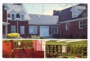 3Views, AACA Library- Founded 1981, Interior, Hershey, Pennsylvania, 1980s