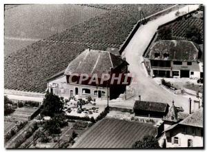 Postcard Modern View Hotel Restaurant Aerienne Young Swiss Mont S Rolle