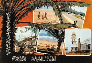Kenya Coast Malindi, Greetings from Malindi, different views