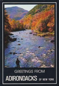 Greetings From Adirondacks Of New York