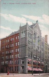 Ohio Cleveland Masonic Temple 1909