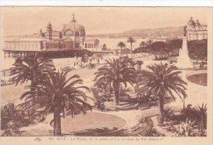 France Nice Le Palais de la Jetee et les Jardins du Roi Albert I