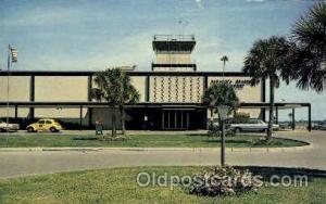 Srasota- Bradenton Airport, Sarasota, FL USA Airport, Airports Post Card, Pos...