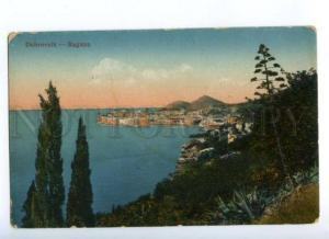 171863 Croatia DUBROVNIK RAGUSE Vintage postcard