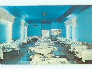 Pre-1980 DILORENZO RESTAURANT Niagara Falls ONTARIO W5599