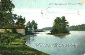 Lake Quinsigamond - Worcester, Massachusetts MA