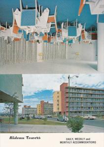 Rideau Towers, CANADA, 40-60's